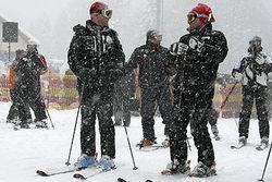 Почему Медведев и Путин не пригласили Лукашенко на лыжную прогулку?