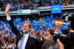 Испанские консерваторы одержали победу на выборах