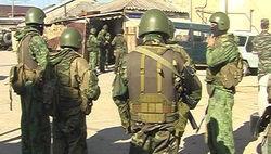 Боевики в Нальчике блокированы силовиками
