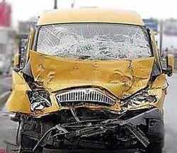 Крупная авария произошла в Минске
