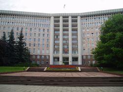 Парламент определился с датой избрания Президента