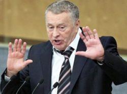За клевету на Миронова Жириновский будет отвечать в суде