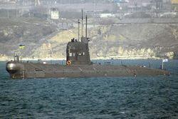 Единственная отечественная подлодка вышла в море