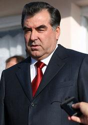 Рахмон: «Для Таджикистана нет альтернативы Рогуну»