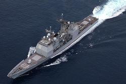 Почему жители Севастополя не знали о визите крейсера США?