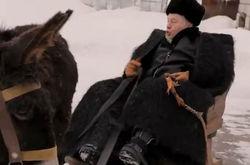 На Жириновского подали в суд за жестокое обращение с животными