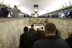 Футбольных фанатов посадили за драку в минском метро