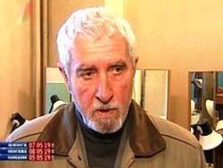 Умер народный артист Беларуси Валерий Раевский