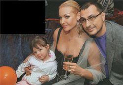 Семейное счастье Волочковой и Гинкевич нарушила одна и та же женщина?