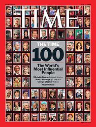 Time составил рейтинг влиятельных людей