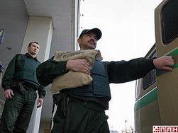 Как полицейским удалось задержать грабителей инкассатора?