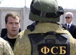 Медведев приказал спецслужбам уничтожать террористов