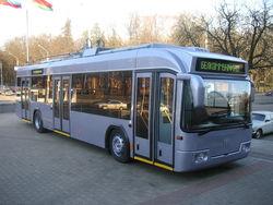 Будущие кишиневские троллейбусы освободили от НДС
