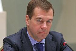 Медведев: главы регионов будут оперативно реагировать на происходящие ЧП