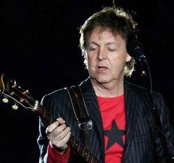Где пройдет казахстанский концерт Пола Маккартни?