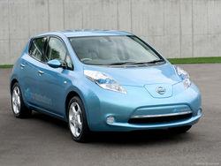 Электромобиль Nissan признали автомобилем года