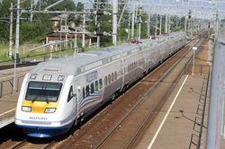 К 2018 году в России появится 60 новых поездов Allegro