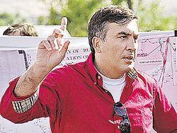 Саакашвили: «Продовольственный кризис может быть на руку Грузии»