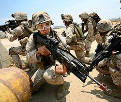 Солдаты США были доставлены к ливийскому нефтяному терминалу