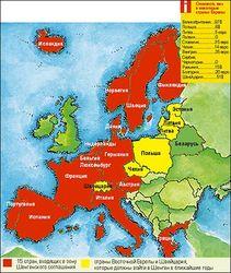 Румынию и Болгарию не пустили в Шенген из-за коррупции