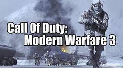 Дополнение к Modern Warfare 3 появится в конце января 2012 года