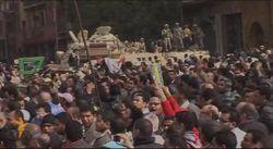 Правительство Египта уходит в отставку