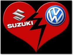 Компания Suzuki требует у VW вернуть акции