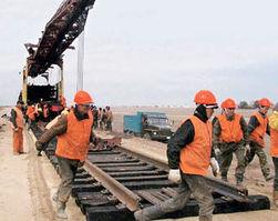 В Казахстане построят две новых железных дороги
