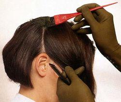 Красить волосы смертельно опасно