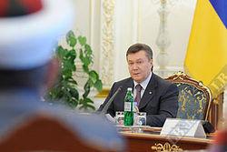 Президент общался с украинским духовенством