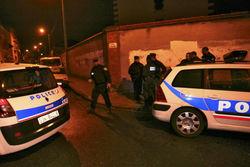 Полиция Тулузы штурмует дом террориста
