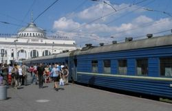 На сколько вырос пассажиропоток узбекских железных дорог?
