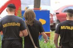Во время протеста в Минске задержали гражданина Украины
