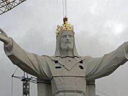 Львовяне хотят построить 33-метровую статую Иисуса Христа