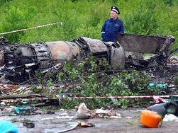 Опознаны тела 43-х погибших в результате крушения под Петрозаводском Ту-134