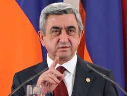 Президент Армении: развитию страны мешает блокада со стороны соседей