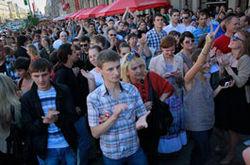 Население Беларуси против финансового кризиса