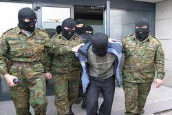 Как проводилось задержание террористов в Астрахани?