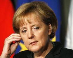 Меркель против реструктуризации долгов Греции