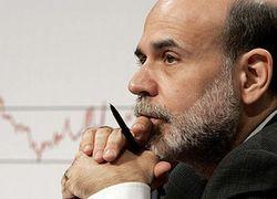 После заявления Бернанке доллар укрепился в цене