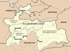 Каким угрозам, по мнению Госдепартамента США, подвергается Таджикистан?
