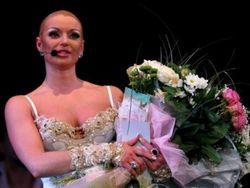 Волочкова выступила в Донецком театре