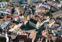 Кто и как будет умывать «лицо Старому городу» Таллинна?