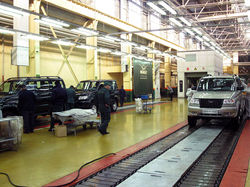 УАЗ получит новый двигатель стандарта Евро-4