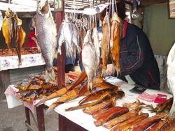 Рыбу из Китая запрещено продавать в Приморье