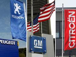 Peugeot-Citroen могут заключить соглашение с GM