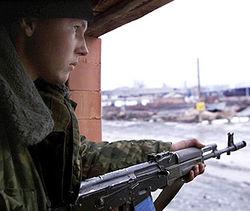 Атака на воинскую часть в Харькове была заранее спланирована