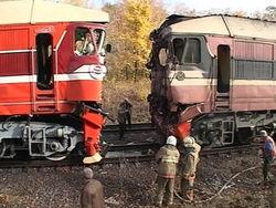 Кто виновен в столкновении локомотивов в Грузии?