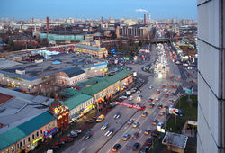 Инвесторам: шоссе Энтузиастов ожидает реконструкция