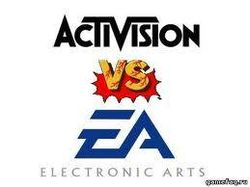 Противостояние Electronic Arts и Activision перейдет в суд